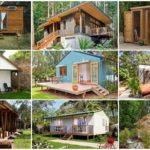รวมแบบบ้านไม้ หลังเล็กกะทัดรัด 50 รูปแบบ ไอเดียแรกเริ่มสำหรับผู้ที่มองหาแบบบ้านหลังแรก