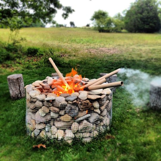 15 fire pit diy ideas (6)