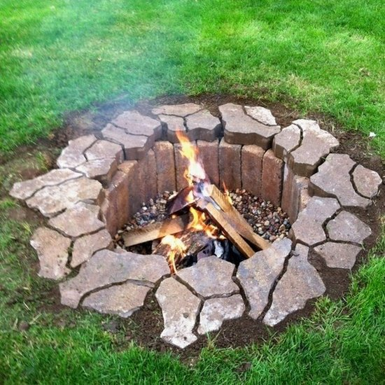 15 fire pit diy ideas (8)