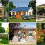 อัพเดท!! บ้านกระท่อม 30 หลัง ไอเดียเพื่อบ้านสวน บ้านตากอากาศ ร้านกาแฟ ท่ามกลางธรรมชาติ