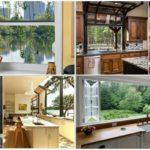"""25 ไอเดียตกแต่งห้องครัว ในรูปแบบ """"หน้าต่างริมครัว"""" ได้ทั้งความสวยงาม และการใช้งานเพิ่มเติม"""