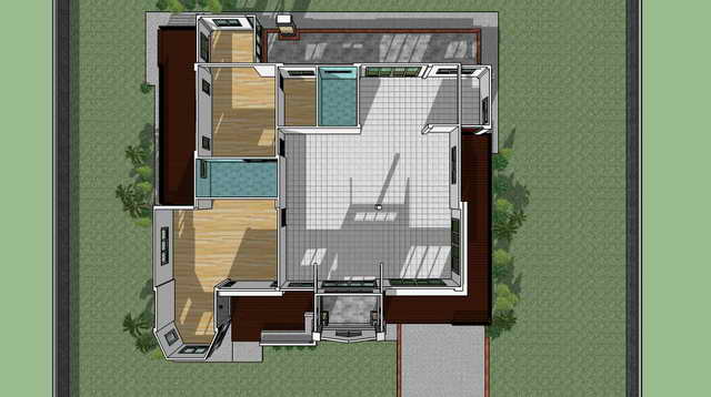 3 bedroom contemporary house plan (36)