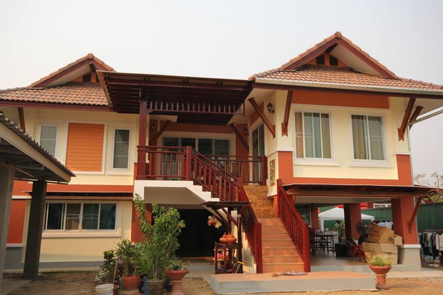 3 bedroom thai lanna house plan (1)