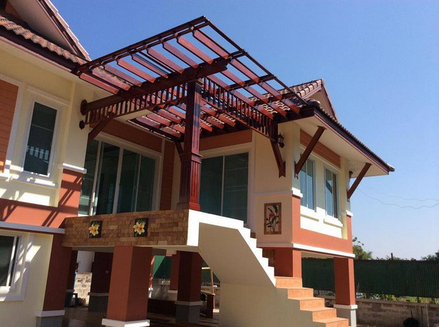 3 bedroom thai lanna house plan (11)