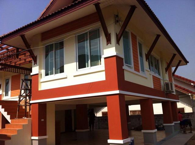 3 bedroom thai lanna house plan (13)