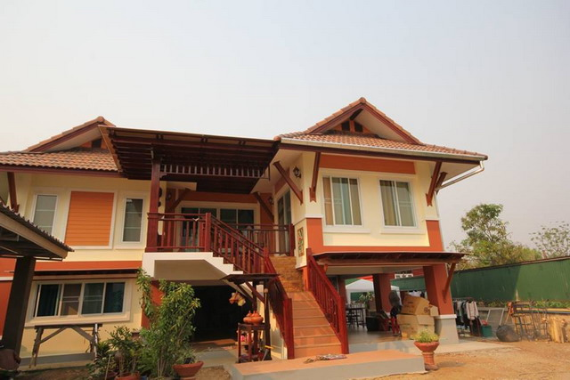 3 bedroom thai lanna house plan (17)
