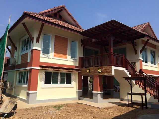 3 bedroom thai lanna house plan (6)