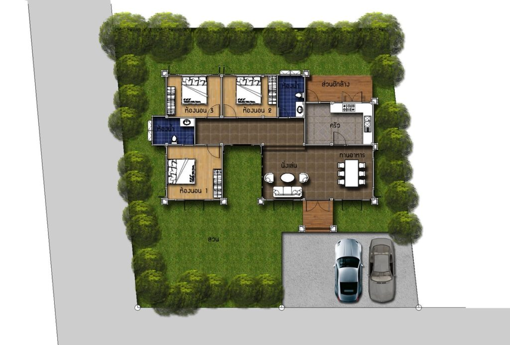 30 yrs old house renovation review plan