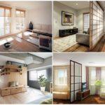 รวมไอเดีย 38 ห้องนั่งเล่นและห้องรับแขก ที่ตกแต่งสไตล์ญี่ปุ่นประยุกต์ ดูสบายตา น่าอยู่ รองรับการพักผ่อนที่เรียบง่าย