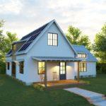 บ้านคอทเทจร่วมสมัย 3 ห้องนอน 3 ห้องน้ำ ตกแต่งน่ารัก พร้อมบรรยากาศแบบบ้านสวน