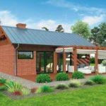 บ้านสวนพร้อมซุ้มไม้หน้าบ้าน 1 ห้องนอน 1 ห้องน้ำ รองรับฟังก์ชันการพักผ่อนแบบบ้านตากอากาศ
