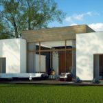 บ้านโมเดิร์นรูปทรงกล่อง สะท้อนรสนิยมในการเลือกที่อยู่อาศัย อัดแน่นไว้ 3 ห้องนอน 2 ห้องน้ำ