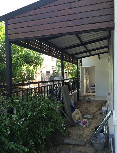 DIY side yard garden idea review (4)