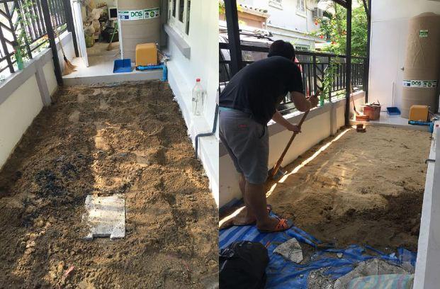 DIY side yard garden idea review (8)