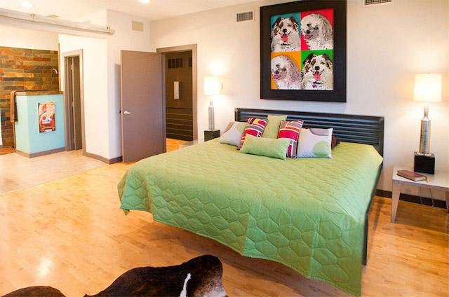 black green 2 storey loft modern house8