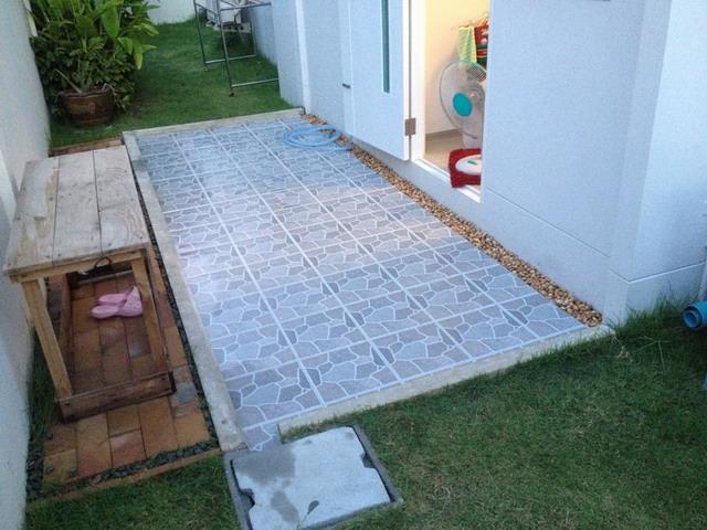 diy tile floor review (12)