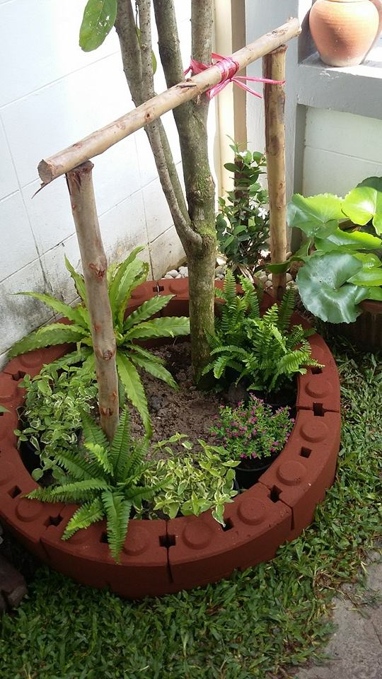small space sideyard garden review (10)