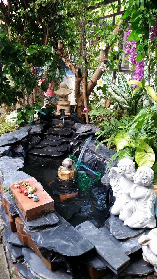 small-waterfall-garden-diy-by-woman (2)