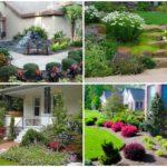 รวมไอเดียจัดสวนหย่อมหน้าบ้าน 30 แบบ ตกแต่งด้วยพรรณไม้ สร้างความสวยงาม และร่มรื่น แก่ตัวบ้าน