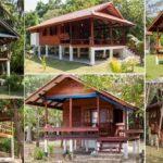 """10 ไอเดีย """"บ้านไม้สไตล์รีสอร์ท"""" บ้านไทยดั้งเดิมยกพื้นสูง ออกแบบเรียบง่าย ใกล้ชิดธรรมชาติ"""