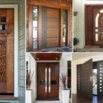 """15 ไอเดีย """"ประตูเข้าบ้าน"""" ดีไซน์สุดเจ๋ง สร้างมุมมองที่โดดเด่นและแปลกใหม่ ในรูปแบบที่ไม่มีใครเหมือน"""