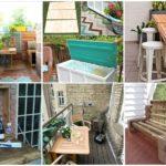 รวมไอเดีย 21 แบบ DIY เฟอร์นิเจอร์ทำมือบนระเบียงบ้าน สร้างพื้นที่พักผ่อนสไตล์ชิค