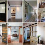 """รวม 26 ไอเดีย """"ประตูบานเลื่อนยุ้งฉาง"""" เพิ่มพื้นที่ใช้งานภายในบ้าน ที่มาพร้อมกับความสวยงาม"""