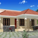 บ้านชั้นเดียว ดีไซน์พร้อมดาดฟ้า ภายใน 3 ห้องนอน 2 ห้องน้ำ รองรับการใช้งานของครอบครัวขยาย
