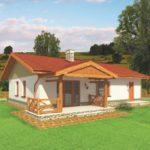 บ้านท้ายสวน ที่ออกแบบเรียบง่าย เข้ากับรสนิยมของคนไทย รองรับครอบครัวแรกเริ่ม