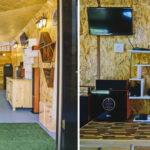 รีโนเวทพื้นที่หลังบ้านรกๆ เป็นห้องพักผ่อนส่วนตัวและศาลานั่งเล่น พร้อมโรงจอดรถมอเตอร์ไซค์สุดแจ่ม