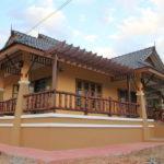 บ้านชั้นเดียวอารมณ์รีสอร์ท ออกแบบสไตล์ไทยประยุกต์ ขนาดกะทัดรัดแต่ไม่จำกัดความสวย