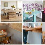 อัพเดท!! 16 ไอเดีย จัดโต๊ะอาหารบนพื้นที่จำกัด ประหยัดพื้นที่ ได้ทั้งความสวยงามเพิ่มเติม