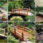 """24 ไอเดีย """"สะพานข้ามน้ำ"""" สร้างจุดไฮไลท์ให้กับสวนหลังบ้านของคุณ"""