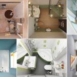 25 ไอเดีย ห้องน้ำขนาดเล็กแต่จัดเต็มฟังก์ชั่น ครบครันสะดวกสบาย ไม่หวั่นแพ้พื้นที่น้อย