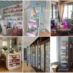 รวม 15 ไอเดียพื้นที่จัดเก็บหนังสือ ภายในห้องนั่งเล่น ได้ทั้งการใช้งาน และความสวยงามตกแต่งภายในบ้าน