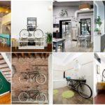 รวมไอเดีย 37 รูปแบบ พื้นที่จัดเก็บจักรยาน พร้อมสร้างเป็นห้องโชว์จักรยาน ตกแต่งเก๋ๆ เป็นจุดดึงดูดสายตา