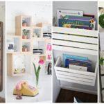 ชั้นวางของ DIY ด้วยงานไม้ 20 รูปแบบ ไอเดียเบื้องต้นที่รอการไปปรับใช้ ตกแต่งบ้านในแบบของคุณ