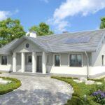 บ้านเดี่ยวหลังเล็ก ออกแบบในสไตล์ร่วมสมัย อัดแน่นภายในไว้ 3 ห้องนอน พร้อมไอเดียการตกแต่ง 4 รูปแบบ