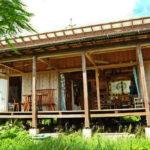 บ้านไม้ยกพื้นจากประเทศญี่ปุ่น ตกแต่งอบอุ่นทั้งหลัง ในบรรยากาศที่เรียบง่าย ใกล้ชิดธรรมชาติ