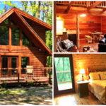 บ้านไม้เคบินกลางป่า สไตล์รัสติค ใกล้ชิดกับธรรมชาติ สูดอากาศที่แสนบริสุทธิ์