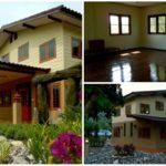 บ้านสองชั้นสไตล์ไทยร่วมสมัย โทนสีครีมอบอุ่น ได้อารมณ์ย้อนยุคแบบที่คุ้นเคย