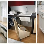 ไอเดีย 12 รูปแบบ ประยุกต์ล้อเลื่อน สร้างของใช้ภายในบ้าน เพิ่มเติมการใช้งานของพื้นที่เก็บของ