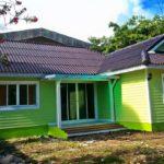 แบบบ้านสวนสีเขียวแสนสวย รวยความร่มรื่น สัมผัสความสดชื่นทุกอณูองศา