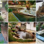 """31 ไอเดีย """"บ่อน้ำจำลองในสวน"""" สวยงามเหมือนยกมาจากป่า ให้บรรยากาศของธรรมชาติอย่างแท้จริง"""