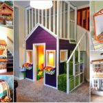 13 ไอเดียสุดบรรเจิด สร้างบ้านเด็กเล่น เพื่อลูกตัวน้อยๆ เสริมสร้างตามจินตนาการและการเรียนรู้