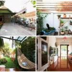 บ้านโฮมสเตย์แสนอบอุ่น พร้อมพื้นที่สวนสวย ให้ความรู้สึกมีชีวิตชีวา เหมาะแก่การพักผ่อน