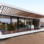 บ้านสำเร็จรูปสไตล์โมเดิร์น ดีไซน์เฉียบ พร้อมการจัดสรรพื้นที่ภายอย่างที่คุ้มค่า