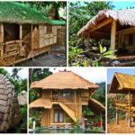 """15 ไอเดีย """"บ้านไม้ไผ่รักษ์โลก""""โดดเด่นมีสไตล์ หลากหลายแรงบันดาลใจเพื่อคนรักธรรมชาติโดยเฉพาะ"""