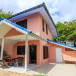 บ้านสองชั้นดีไซน์สวยเก๋ พร้อมพื้นที่พักผ่อนแบบจุใจ ใกล้ชิดธรรมชาติ