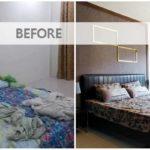 เนรมิตห้องนอนบ้านๆ ให้เป็นห้องนอนสุดโมเดิร์น เน้นประหยัดด้วยงาน DIY สบายกระเป๋าไปอีก